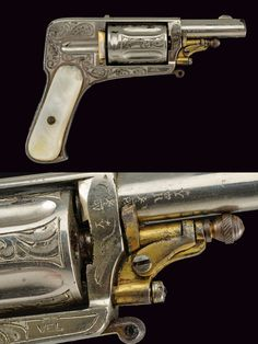 A fine Velodog type revolver,    provenance:	 	Belgium dating:	 	last quarter of the 19th Century.