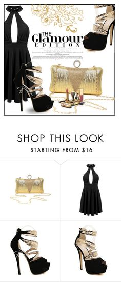 """""""Glamour Rosegal #58"""" by jaca-dramalija ❤ liked on Polyvore featuring Dolce&Gabbana and rosegal"""