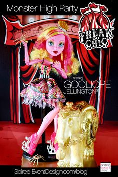 Monster High Party - Freak du Chic