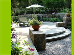 Serenity in the Garden: Curves in the Landscape - Garden Photo of the Day
