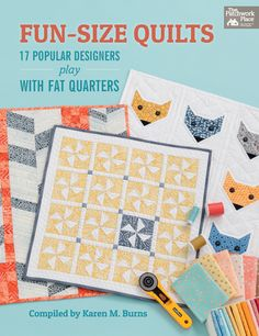 Fun-Size Quilts