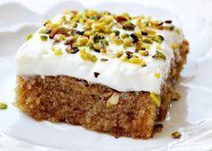 Kıbrıs Tatlısı Tarifi Kıbrıs tatlısı tarifi denemek isteyen hanımlar haydi iş başına! Şerbetli tatlı tarifleri bölümümüzdeki çeşit çeşit nefis tatlılar ve nefispratikyemektarifleri.com daki kolay yemek tarifleri sizleri bekliyor. Sosyal medya hesaplarınızda tariflerimizi paylaşmayı unutmayınız. Malzemeler Şerbeti için: 1.5 su bardağı şeker 2 su bardağı şeker 1 paket vanilya Keki için: 3 yumurta Yaırm su bardağı …