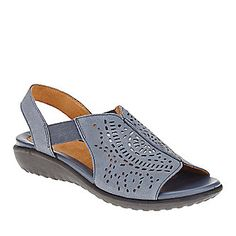 Naturalizer Prepare Sling Sandals :: Casual Shoes :: Shop now with FootSmart