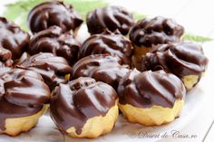 Sweets Recipes, Cake Recipes, Cooking Recipes, Romanian Food, Cupcake Cookies, Cupcakes, Pinterest Recipes, Something Sweet, Food To Make