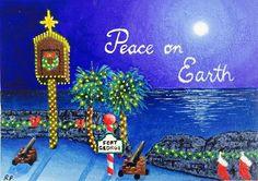 Fort George #christmascards #seasonsgreetings #ecofriendly #preserve