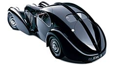 Ralph Lauren's 1938 Bugatti Type 57SC Atlantic Coupe Photo by Michael Furman
