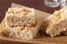 Coconut RICE KRISPIES® TREATS™ recipe