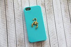 Scorpion iPhone 6 Case Scorpio iPhone 5 Case Animal by CaseCavern
