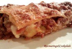Tradicionális bolognai lasagne