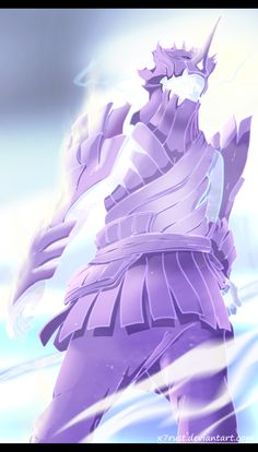 Naruto 696 - Absolute Susano by X7Rust.deviantart.com on @deviantART