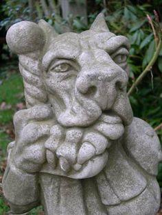 Gargoyle Meaning | Stoneware » Products Page » Gargoyles and Plaques » Gargoyle ...