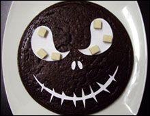 Code Planète : Gâteau éthéré de Jack halloween vegan vegetalien chocolat