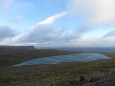 Acantilado de #Islandia #Iceland #Otoñoenislandia