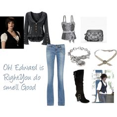 """""""Alice Cullen"""" by kelly-hardway on Polyvore"""