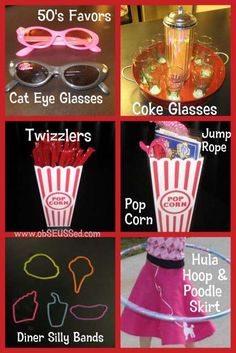 50's Birthday Party Ideas | Photo 1 of 24 | Catch My Party
