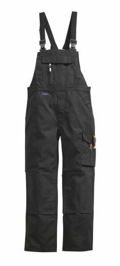 La #cotte de travail #Canvas de la marque #Pionier #Workwear est l'habit professionnel de référence pour les #charpentiers #couvreurs.