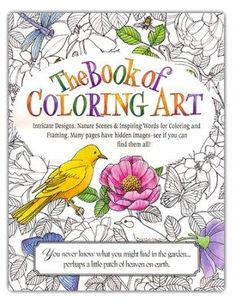 The Book of Coloring Art.