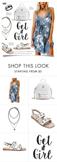"""""""Dream With YOINS"""" by mahafromkailash ❤ liked on Polyvore featuring Cricut"""