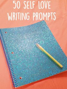 50 Self-Love Writing Prompts Want to excel at your self love journey? Here are 50 self love writing prompts for you to use in you journal, online, or however you choose! Click through, because there's also a chance for you to get featured on Uncustomary!