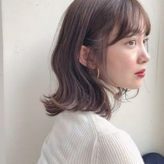 63 Flattering Bob Hairstyles on Older Women - Hairstyles Trends Angled Bob Hairstyles, Asymmetrical Bob Haircuts, Bob Hairstyles For Fine Hair, Older Women Hairstyles, Elegant Hairstyles, Korean Hairstyles, Medium Hair Styles, Curly Hair Styles, Glamorous Hair