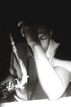 Famed saxophonist John Coltrane was born on September 23, 1926 in Hamlet, NC. Died at age 40 of liver cancer.