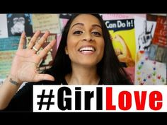 The #GirlLove Challenge- I'm crying!