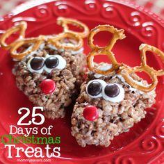 Holiday Recipes:  25 Days of Christmas Treats