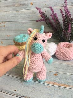 Toys by Shegera. Игрушки ручной работы Amigurumi Toys, Softies, Plushies, Create Your Own Image, Crochet Unicorn, Magical Unicorn, Crochet Toys, Crochet Animals, Pony
