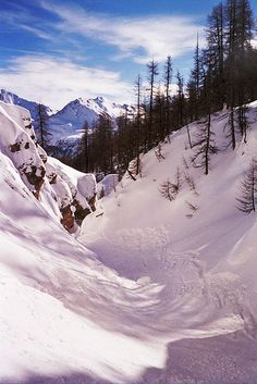 Val d'Isere, Rone-Alpes, France.  Photo: geoftheref via Flickr.