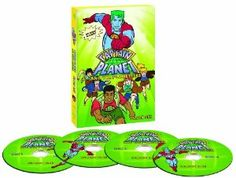 Amazon.com: Captain Planet And The Planeteers: Season One: David Coburn, LeVar Burton, Whoopi Goldberg, James Coburn, Joey Dedio, Janice Kaw...$22.38 w/SSS