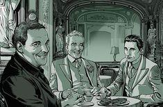 """""""Il commissario Ricciardi a fumetti"""" di Maurizio de Giovanni http://www.sergiobonelli.it/news/2017/03/22/gallery/il-commissario-ricciardi-a-fumetti-di-maurizio-de-giovanni-1000770/"""