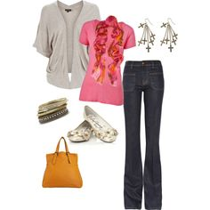Polyvore every day wear