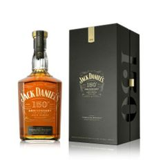 Jack Daniel's launches 150th anniversary whiskey
