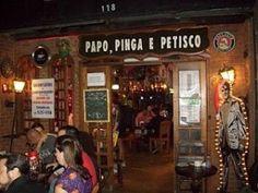 Praça Franklin Roosevelt, 118 - Consolação  o bar existe desde a década de 60 e alguns cantores de mpb frequentavam o lugar! No fundo tem uns vinis pra vender <3