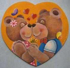 Valentine's Bear
