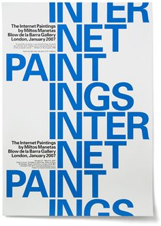 The Internet Paintings