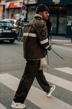 Cool Street Fashion, Look Fashion, Paris Fashion, Mens Fashion, Fashion Outfits, Fashion Styles, Guy Fashion, Urban Fashion Men, Fashion Ideas