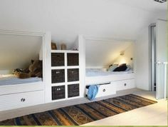 Inbyggd säng