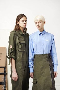 Each x Other Pre-Fall 2016 Fashion Show                                                                                                                                                                                 More