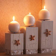 beach wedding candle....