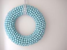 see kate sew: acorn wreath