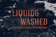 An amazing collection of Illustrator brushes, textures and drawing tools. 60 items worth $694 for just $39