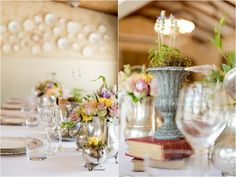 vintage wedding decor | Stella Uys Photography