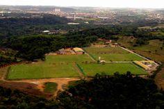 """""""Sport Club do Recife"""". Centro de Treinamento-CT. Cidade do Paulista. Estado de Pernambuco, Brasil."""
