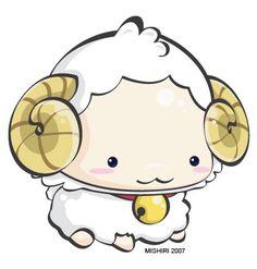 Sheepy by Mishiri.deviantart.com on @DeviantArt