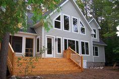Community of Burt Lake Vacation Rental - VRBO 171516 - 4 BR Burt ...
