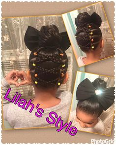 Quick~easy & super stylish is the only way to go  check out this super size black #headbow with a  heart to shine as lilah goes...tomorrow morning that bun will be Olsen up a bit to give it that messy bun look   #hairmodel #hairdos #loseponytail #hairdos #igmodel #princess#naturalhair #curlsforthegirls#braids#bubblebraids#ponytails#curlsforthegirls#naturalhair#ighairmodel#toddlerfashion#toddlerhairstyles#inspirationsstyles#hairdos#hairstyle#delilashairworld#lilahsstyle#lilahstyle