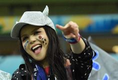 Bola.net: Suporter Elok Piala Dunia 2014: Jepang