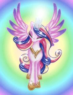 princess cadance mlp fim my little pony friendship is magic this is a really good drawing