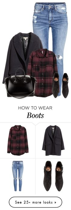 """""""Untitled #1575"""" by directioner-123-ii on Polyvore featuring H&M, Givenchy and FFfatifashion                                                                                                                                                                                 More"""